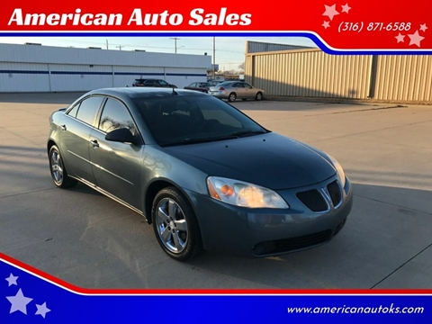 2005 Pontiac G6 for sale in Wichita, KS