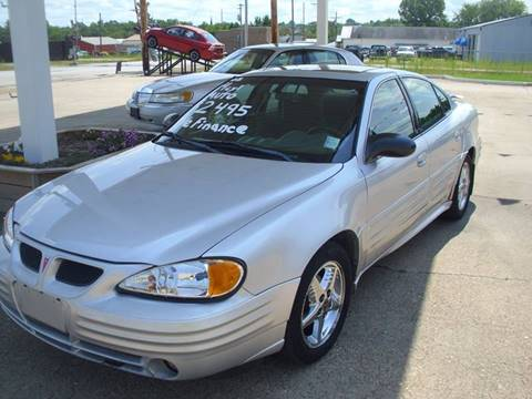 2002 Pontiac Grand Am for sale in Union, MO