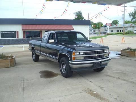 1989 Chevrolet C/K 2500 Series for sale at Fat Boyz Auto Sales LLC in Union MO