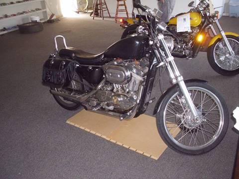 1989 Harley-Davidson Sportster Custom for sale at Fat Boyz Auto Sales LLC in Union MO