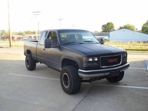 1994 GMC Sierra 1500 for sale at Fat Boyz Auto Sales LLC in Union MO