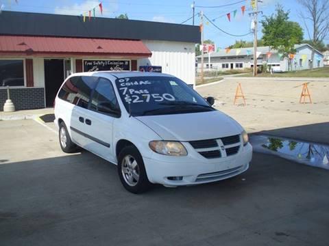 2007 Dodge Grand Caravan for sale at Fat Boyz Auto Sales LLC in Union MO