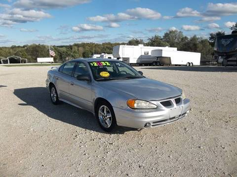 2004 Pontiac Grand Am for sale in Union, MO
