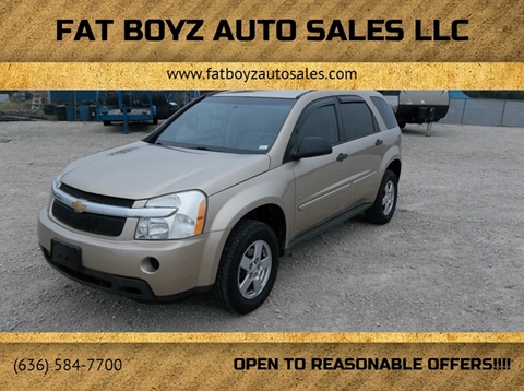 2007 Chevrolet Equinox for sale in Union, MO