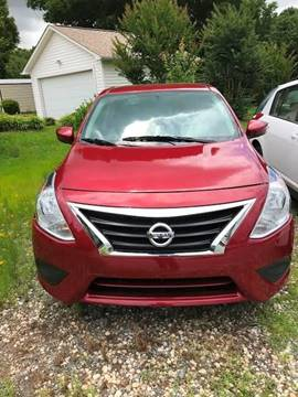 2016 Nissan Versa for sale in Kannapolis, NC