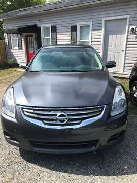 2012 Nissan Altima for sale in Kannapolis, NC