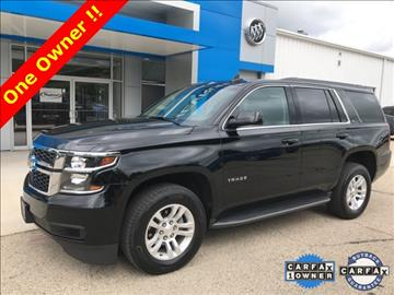 Chevrolet Tahoe For Sale  Carsforsalecom