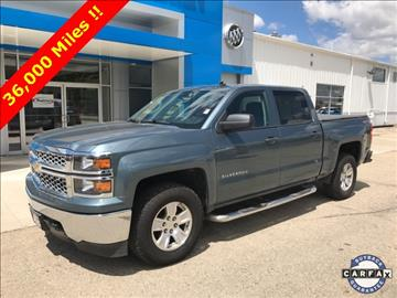2014 Chevrolet Silverado 1500 for sale in Columbus, WI