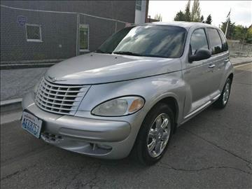 2004 Chrysler PT Cruiser for sale in Everett, WA