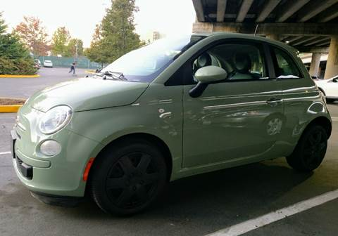 2013 FIAT 500 for sale in Everett, WA