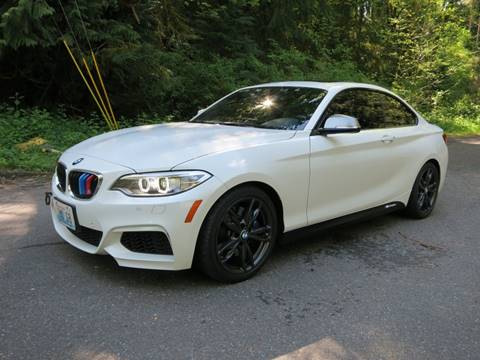 2016 BMW 2 Series for sale in Everett WA
