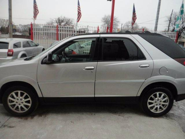 Used 2006 Buick Rendezvous for sale - Pricing