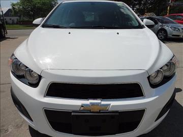 2015 Chevrolet Sonic for sale in Hazel Park, MI