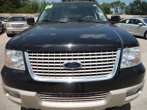 2006 Ford Expedition for sale in Hazel Park, MI