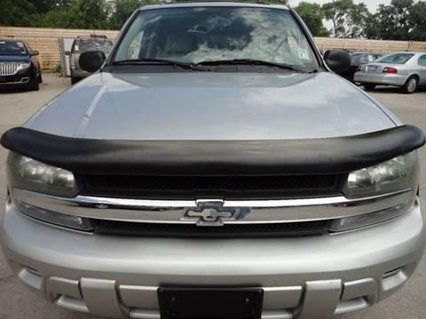 2008 Chevrolet TrailBlazer for sale in Hazel Park, MI