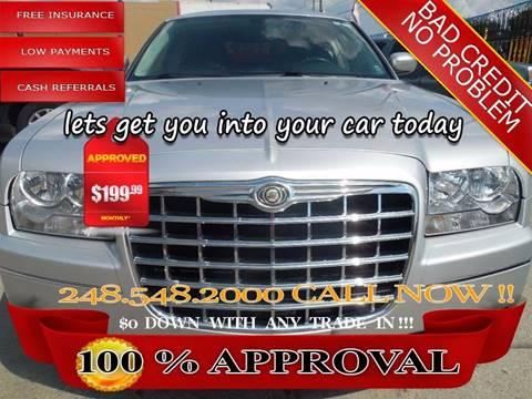 2009 Chrysler 300 for sale in Hazel Park, MI