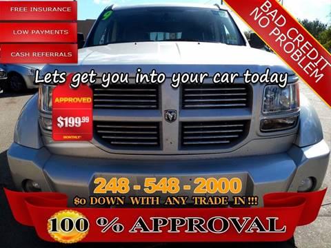 2009 Dodge Nitro for sale in Hazel Park, MI