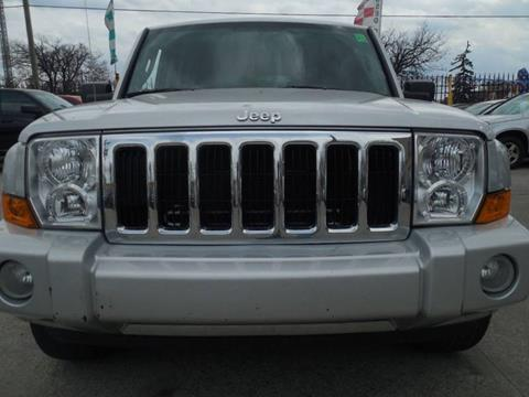 2009 Jeep Commander for sale in Hazel Park, MI