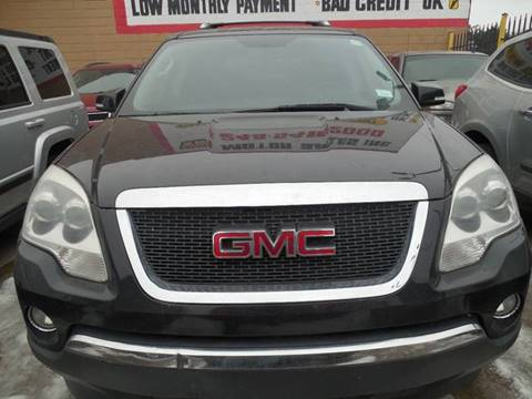 2009 GMC Acadia for sale in Hazel Park, MI
