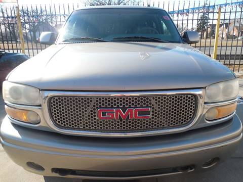 2002 GMC Yukon for sale in Hazel Park, MI