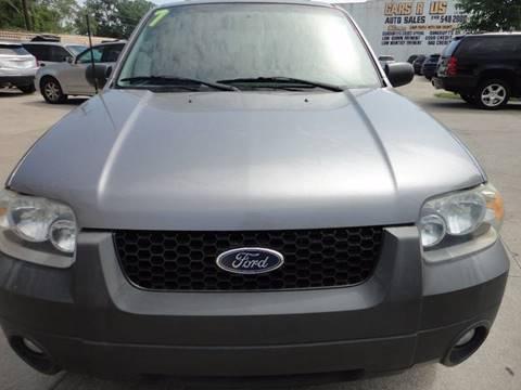 2007 Ford Escape for sale in Hazel Park, MI