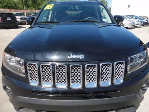 2016 Jeep Compass for sale in Hazel Park, MI