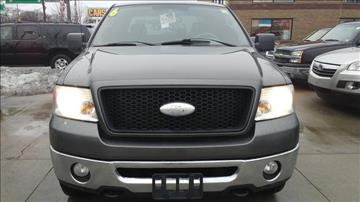 2006 Ford F-150 for sale in Hazel Park, MI