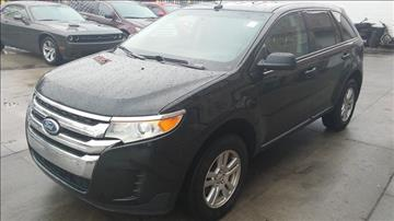 2012 Ford Edge for sale in Hazel Park, MI