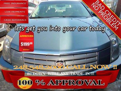2006 Cadillac CTS for sale in Hazel Park, MI