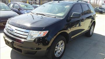 2007 Ford Edge for sale in Hazel Park, MI