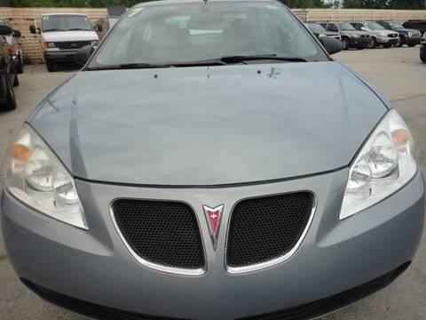 2007 Pontiac G6 for sale in Hazel Park, MI