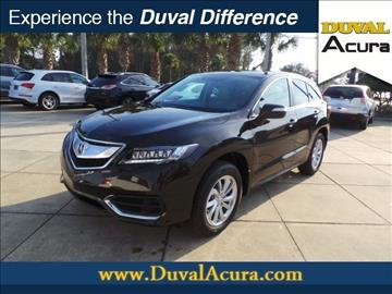 2017 Acura RDX for sale in Jacksonville, FL