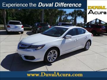 2017 Acura ILX for sale in Jacksonville, FL