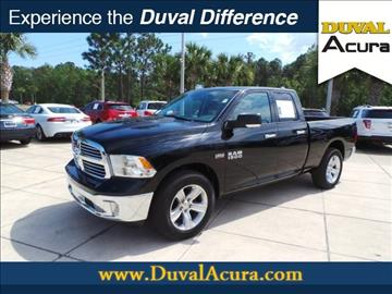 2014 RAM Ram Pickup 1500 for sale in Jacksonville, FL