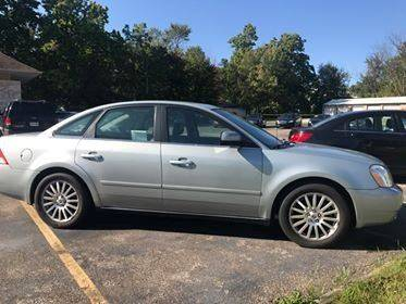 2006 Mercury Montego for sale in Elyria, OH