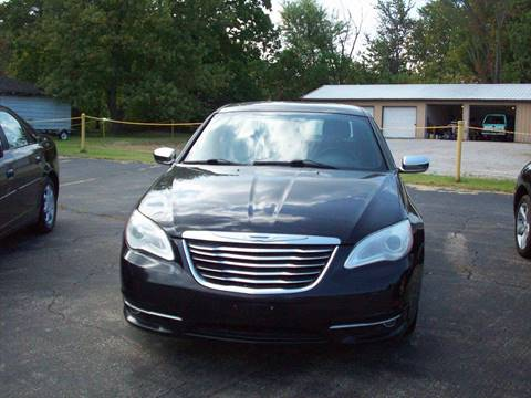 2011 Chrysler 200 for sale in Elyria, OH
