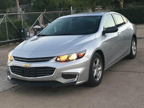 2016 Chevrolet Malibu for sale in Houston, TX