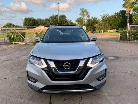 2018 Nissan Rogue for sale in Houston, TX