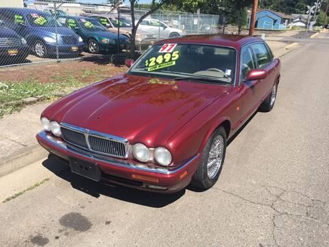 1997 Jaguar XJ-Series for sale at Car Safari LLC in Independence OR