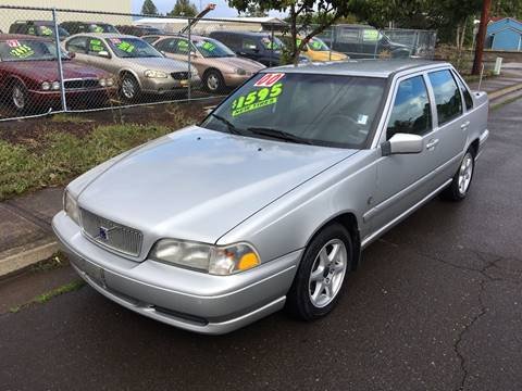 2000 Volvo S70 for sale at Car Safari LLC in Independence OR