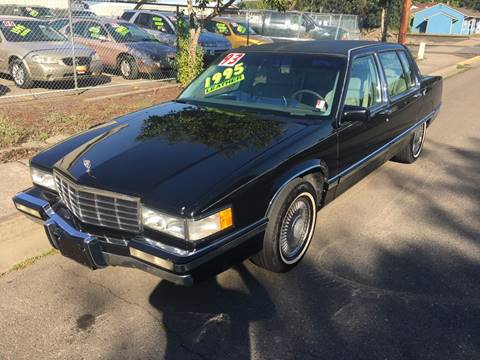 1993 Cadillac Sixty Special for sale at Car Safari LLC in Independence OR