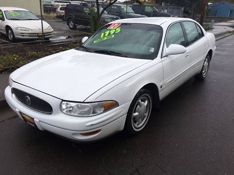 2000 Buick LeSabre for sale in Independence, OR