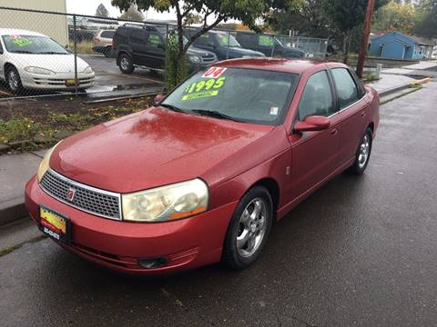 2004 Saturn L300 for sale in Independence, OR