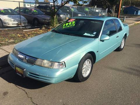 1995 Mercury Cougar for sale in Independence, OR