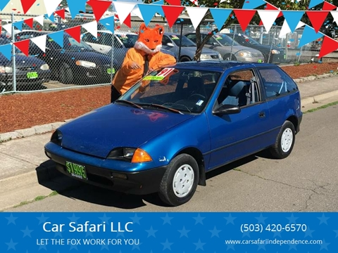 1991 GEO Metro for sale in Independence, OR