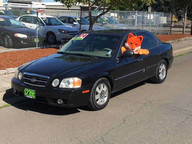 2004 Kia Optima For Sale At Car Safari LLC In Independence OR