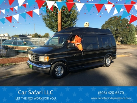 73b1049aa1 1995 Ford E-150 for sale in Independence