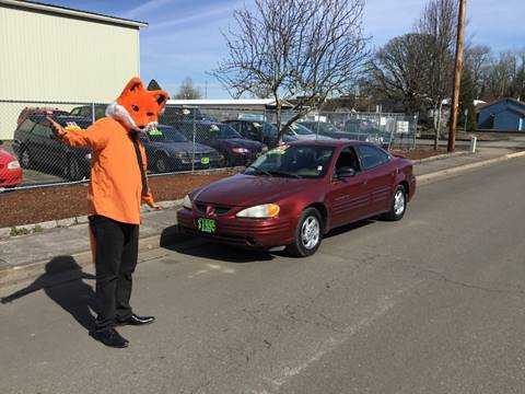 2000 Pontiac Grand Am for sale in Independence, OR