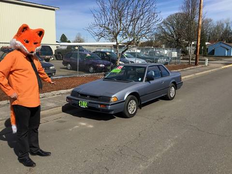 1986 Honda Prelude for sale in Independence, OR