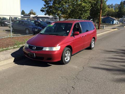 2002 Honda Odyssey for sale in Independence, OR